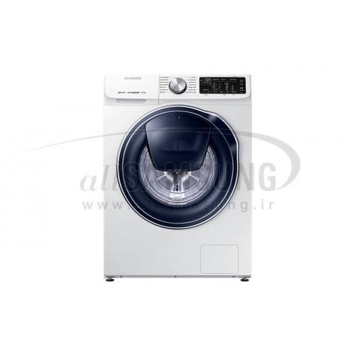 ماشین لباسشویی سامسونگ 8 کیلویی Q152 با ادواش سفید Samsung Washing Machine 8kg Q152 QuickDrive White
