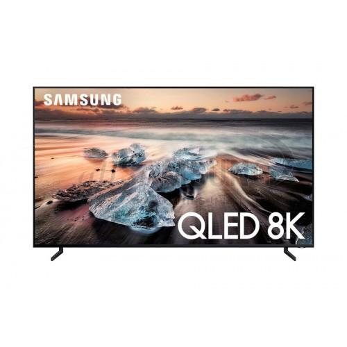 تلویزیون کیو ال ای دی سامسونگ 85 اینچ سری 9 اسمارت Samsung LED 85Q900R QLED Smart 8K UHD TV