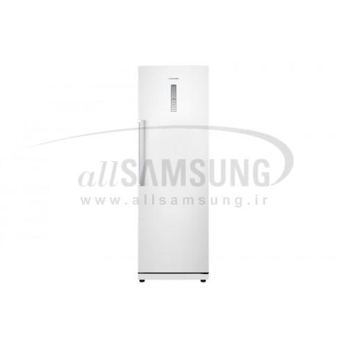 یخچال سامسونگ تک درب 18 فوت بدون آبسردکن سفید صدفی Samsung Refrigerator RR EE White