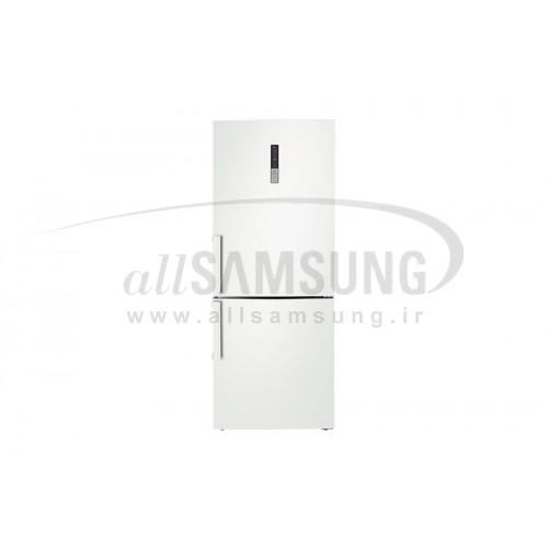 یخچال فریزر پایین سامسونگ 16 فوت آر ال 43 سفید Samsung RL43 White