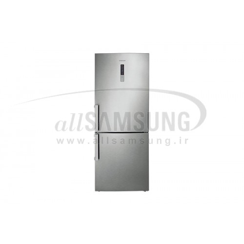 یخچال فریزر پایین سامسونگ 25 فوت آر ال 72 نقرهای Samsung RL72 Silver