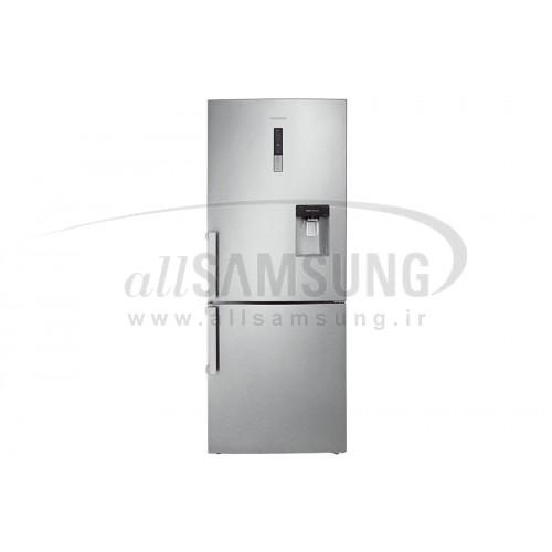 یخچال فریزر پایین سامسونگ 25 فوت آر ال 73 نقره ای Samsung RL73 Silver