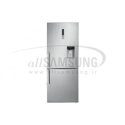 یخچال فریزر پایین سامسونگ 25 فوت آر ال 750 نقره ای Samsung RL750 Silver