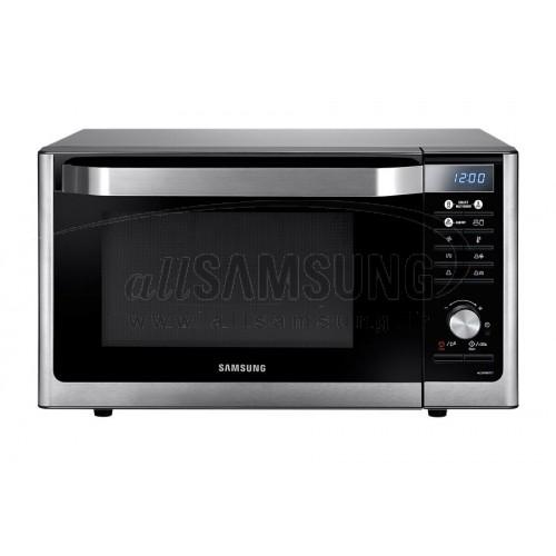 مایکروویو سامسونگ 32 لیتری مینی سامی 5 استیل با گریل Samsung Microwave Mini Sami5 Steel