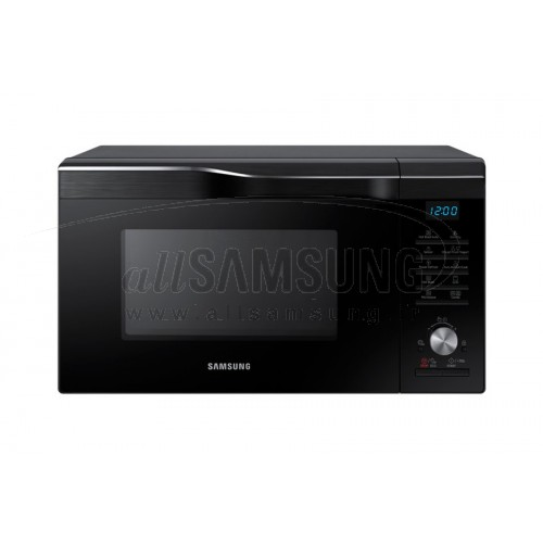مایکروویو سامسونگ 28 لیتری سامی 4 مشکی Samsung Microwave Sami4 Black HotBlast Technology Easy View