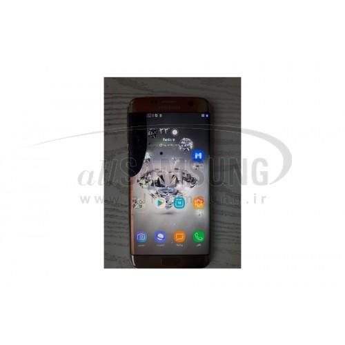 گوشی سامسونگ گلکسی اس 7 اج دو سیمکارت دست دوم Samsung Galaxy S7 Edge SM-G935FD Hero2 Second Hand
