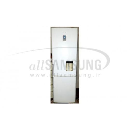 یخچال فریزر پایین سفید سامسونگ دست دوم Samsung Refrigerator Second Hand RL420DGSW