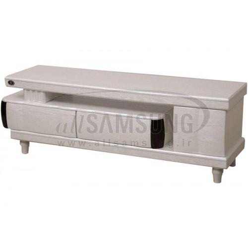 میز تلویزیون سامسونگ مدل R830 سفید لیزری Tv Stand R830 Laser White