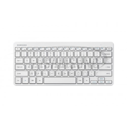 صفحه کلید سامسونگ بلوتوثی Samsung Universal Bluetooth Keyboard EJ-BT230BW