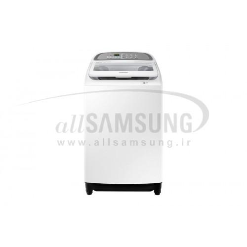 ماشین لباسشویی سامسونگ درب بالا 9 کیلویی WA14 سفید Samsung Washing Machine 9kg WA14