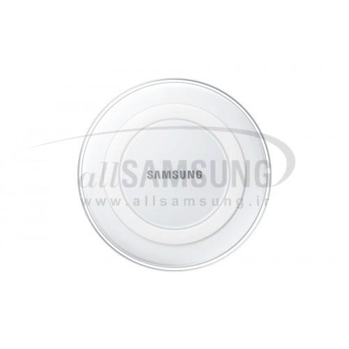 پد وایرلس شارژر سامسونگ سفید Samsung Wireless Charging Pad White