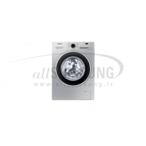 ماشین لباسشویی سامسونگ 7 کیلویی 1252 تسمه ای نقره ای Samsung Washing Machine 7kg J1252 Silver
