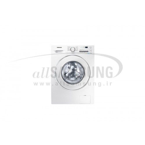 ماشین لباسشویی سامسونگ 7 کیلویی J1252 تسمه ای سفید Samsung Washing Machine 7kg J1252 White