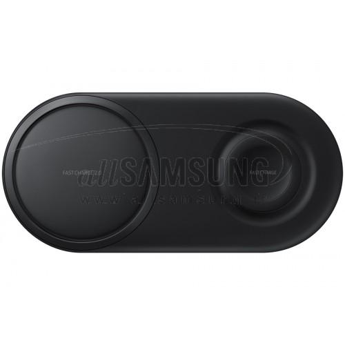 پد شارژر بی سیم Duo سامسونگ Samsung Wireless Charger Duo Pad EP-P5200T