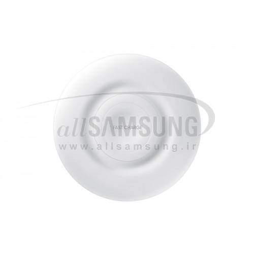 پد شارژ بی سیم سامسونگ سفید Samsung Wireless Charger Pad White EP-P3100T