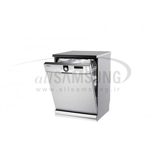 ماشین ظرفشویی سامسونگ 12 نفره مدل D160 استیل ضد لک Samsung Dishwasher D160 Steel