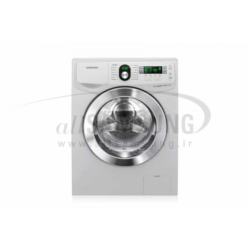 ماشین لباسشویی سامسونگ 6 کیلویی تسمه ای B1230 سفید Samsung Washing Machine 6kg B1230 White