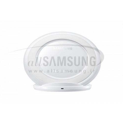 شارژر وایرلس سامسونگ سفید Samsung Fast Charge Wireless Charging Stand White