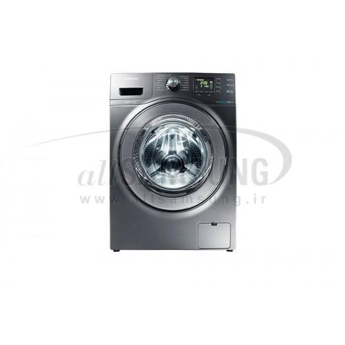 ماشین لباسشویی سامسونگ 8 کیلویی F14 تسمه ای اینوکس Samsung Washing Machine 8kg F14 Inox