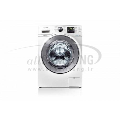 ماشین لباسشویی سامسونگ 8 کیلویی تسمه ای F14 سفید Samsung Washing Machine 8kg F14 White