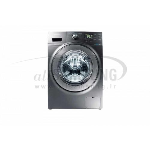 ماشین لباسشویی سامسونگ 9 کیلویی تسمه ای اینوکس Samsung Washing Machine 9kg P149 Inox