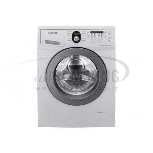 ماشین لباسشویی سامسونگ 7 کیلویی تسمه ای J1235 سفید Samsung Washing Machine 7kg J1235 White