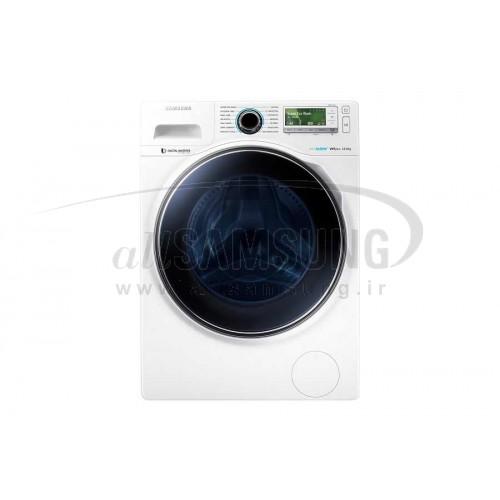 ماشین لباسشویی سامسونگ 12 کیلویی تسمه ای H146 سفید Samsung Washing Machine 12kg H146 White