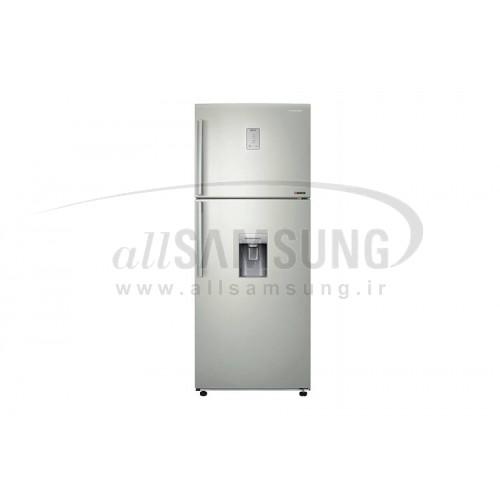 یخچال فریزر بالا سامسونگ 23 فوت آر تی 55 نقره ای Samsung RT55 Silver