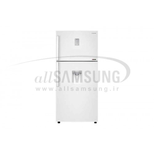 یخچال فریزر بالا سامسونگ 25 فوت آر تی 58 سفید چرمی Samsung RT58 White