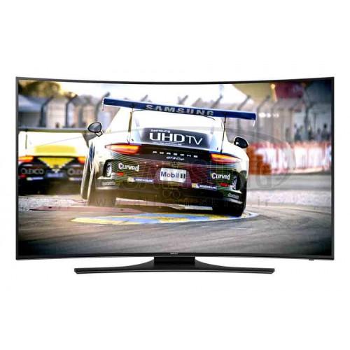 تلویزیون ال ای دی منحنی سامسونگ 65 اینچ سری 8 اسمارت Samsung LED 65HUC8870 Smart