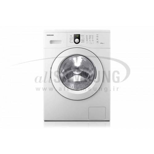 ماشین لباسشویی سامسونگ 6 کیلویی تسمه ای B1022 سفید Samsung Washing Machine 6kg B1022 White
