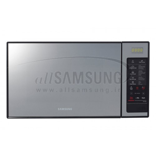 مایکروویو سامسونگ 28 لیتری جی ایی 286 مشکی با گریل Samsung Microwave GE286 Black