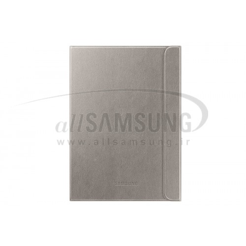 گلکسی تب اس 2 سامسونگ بوک کاور طلایی Samsung Galaxy Tab S2 9-7 Book Cover Gold