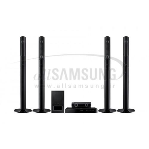 سینما خانگی و بلوری سامسونگ 1000 وات جی 5550 Samsung Blu-ray Home Theater Set HT-J5550WK