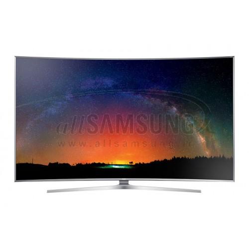 تلویزیون ال ای دی منحنی سامسونگ 55 اینچ سری 9 نانو کریستال اسمارت Samsung LED 55JSC9990 4K Nano Crystal Smart 3D