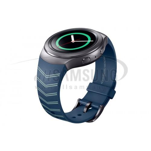 گیر اس 2 سامسونگ بند ساعت آبی Samsung Gear S2 Band mendini Blue