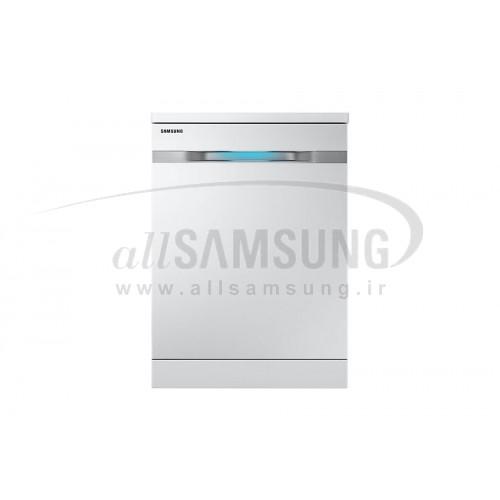 ماشین ظرفشویی سامسونگ 14 نفره مدل D162 سفید Samsung Dishwasher D162 With WaterWall White