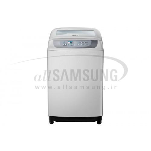 ماشین لباسشویی سامسونگ 11 کیلویی درب بالا سفید Samsung Washing Machine 11kg WA15B White