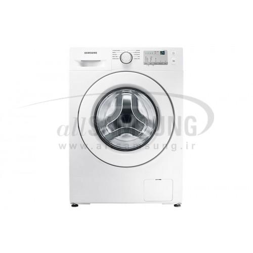 ماشین لباسشویی سامسونگ 6 کیلویی تسمه ای B1040 سفید Samsung Washing Machine 6kg B1040 White