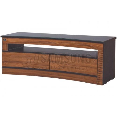 میز دو طرفه منحنی تلویزیون سامسونگ مدل R68 سدیر/ میلانو Tv Stand R68 Sedir/ Milano Bilateral Curve