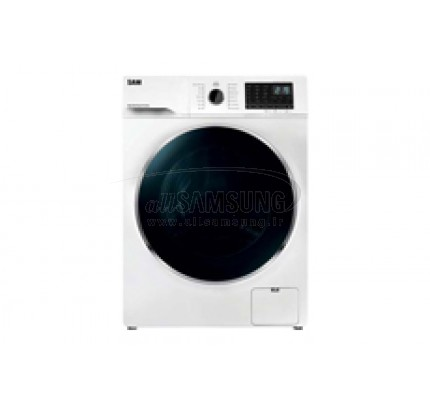 ماشین لباسشویی سام 8 کیلویی Q1470WW سفید