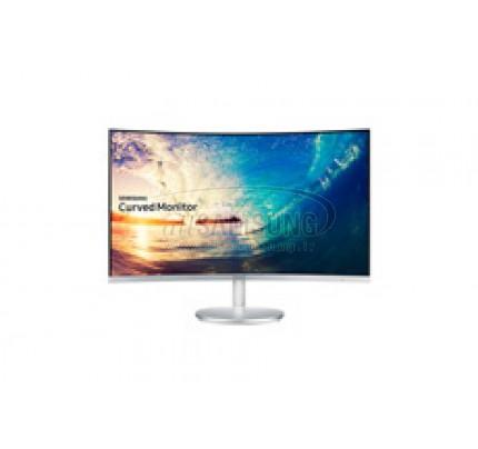 مانیتور سامسونگ 27 اینچ منحنی فول اچ دی با رنگ کریستال Samsung Curved Monitor FullHD Crystal Colour 27F591FD