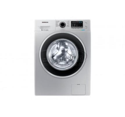 ماشین لباسشویی سامسونگ 7 کیلویی 1243 تسمه ای نقره ای Samsung Washing Machine 7kg J1243 Silver