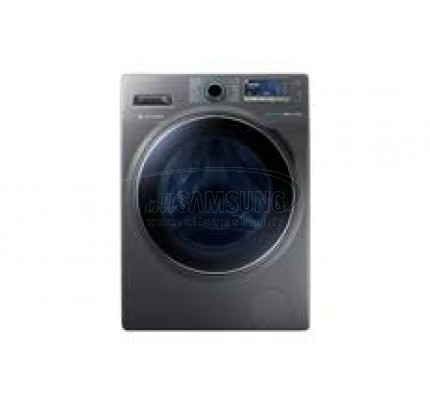 ماشین لباسشویی سامسونگ 12 کیلویی تسمه ای H146 اینوکس Samsung Washing Machine 12kg H146 Inox