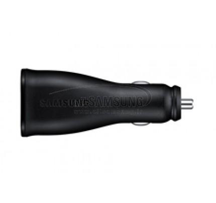 آداپتور اتومبیل سامسونگ دوگانه شارژر فندکی فست شارژ Samsung Car Adapter Dual FC EP-LN920