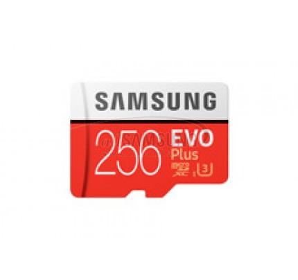 کارت حافظه 256 گیگابایت سامسونگ مدل microSD EVO Plus