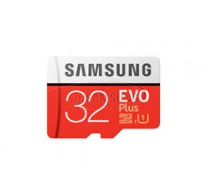کارت حافظه 32 گیگابایت سامسونگ مدل microSD EVO Plus