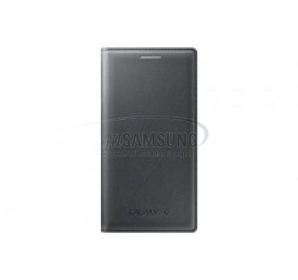 گلکسی ای 3 سامسونگ فلیپ کاور خاکستری Samsung Galaxy A3 Flip Cover Gray