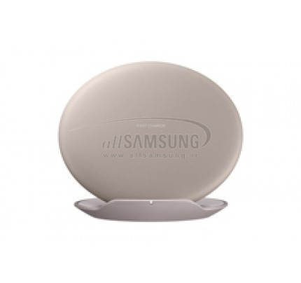 شارژر وایرلس سامسونگ قهوه ای Samsung Fast Charge Wireless Charging Convertible Brown EP-PG950TD