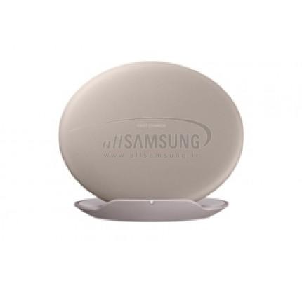 شارژر وایرلس سامسونگ قهوه ای Samsung Fast Charge Wireless Charging Convertible Brown EP-PG950TD